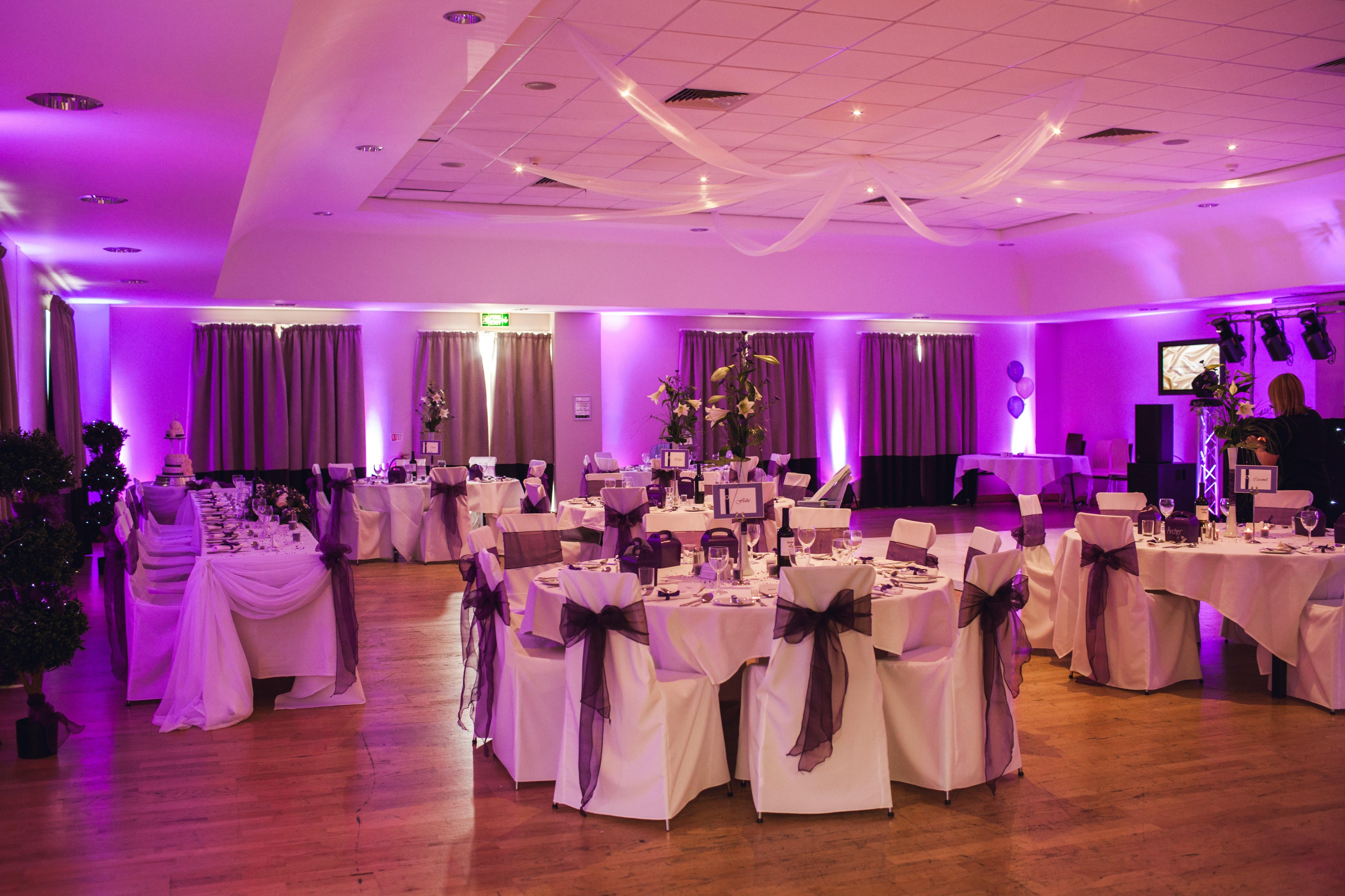 Jc Wedding And Party Services | Wedding Venue Decorators - Brierley ...