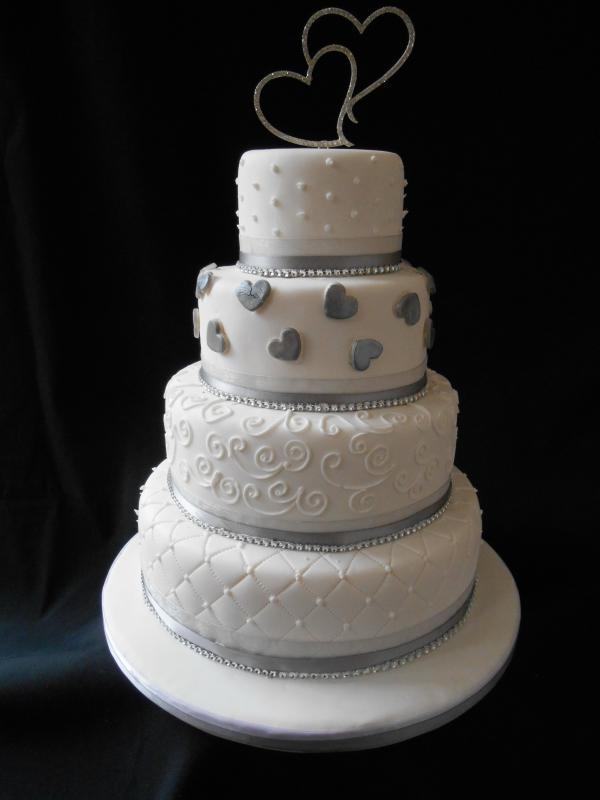 Cake Ice Wedding Cakes Redditch Worcestershire