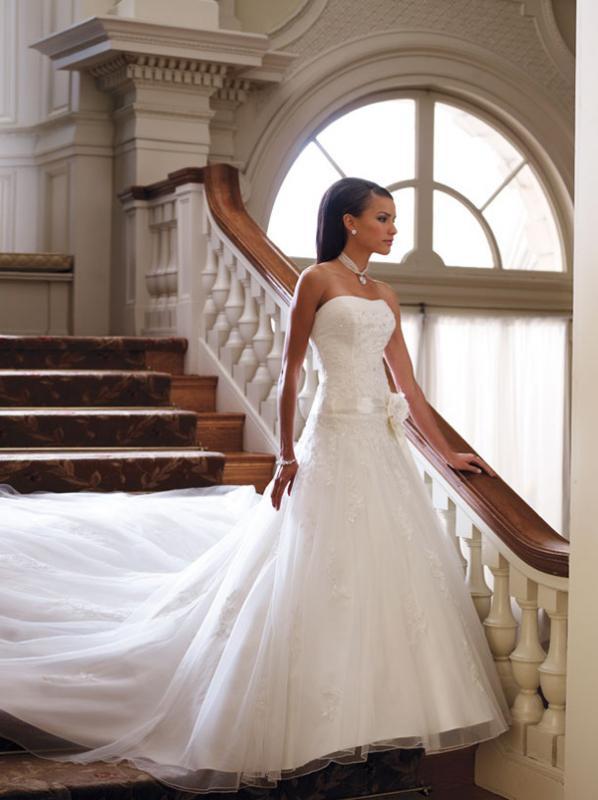 Mon Cheri Bridal 29245 Wedding Dress