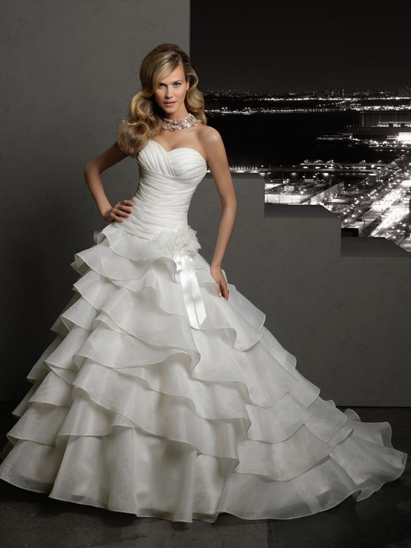 Mgny Fiorenza 37033 Wedding Dress