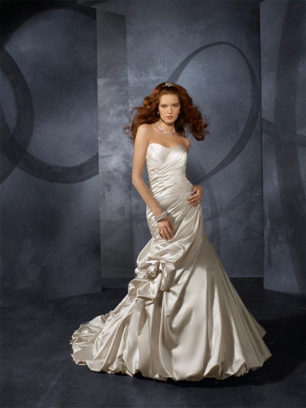 Mori Lee Blu 4701 Wedding Dress
