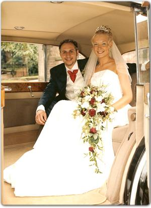 Wedding Car Hire Cannock