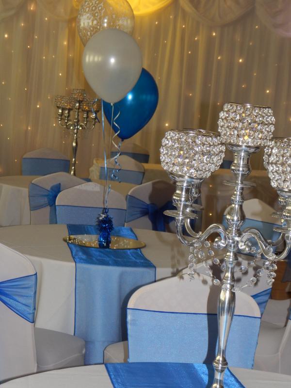 H And H Celebrations Wedding Venue Decorators Cannock