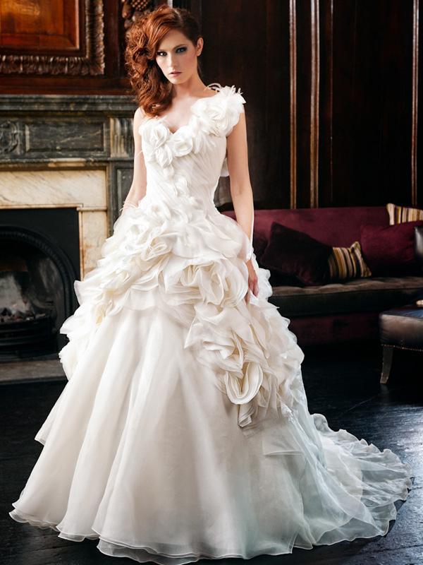 Jonathan James Gabriela Wedding Dress