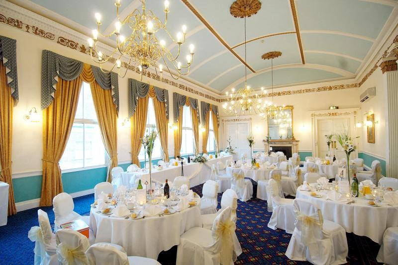 George Hotel Wedding Fair Image