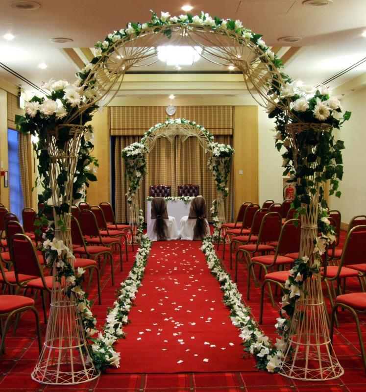 Wedding Flowers Solihull: Cristal Flowers And Balloons