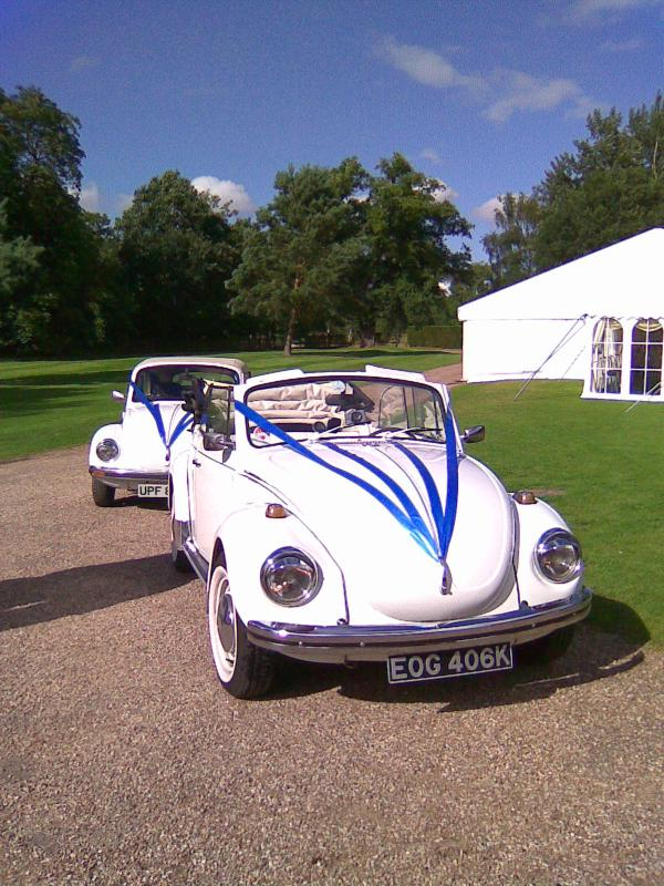 Beetlebugs Vw Wedding Cars Wedding Cars And Transport Hire