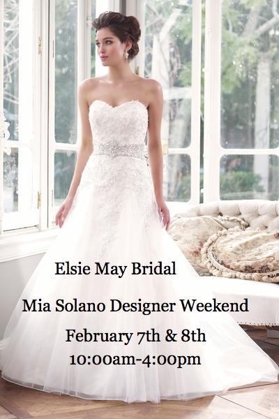 Elsie May Bridal Shop