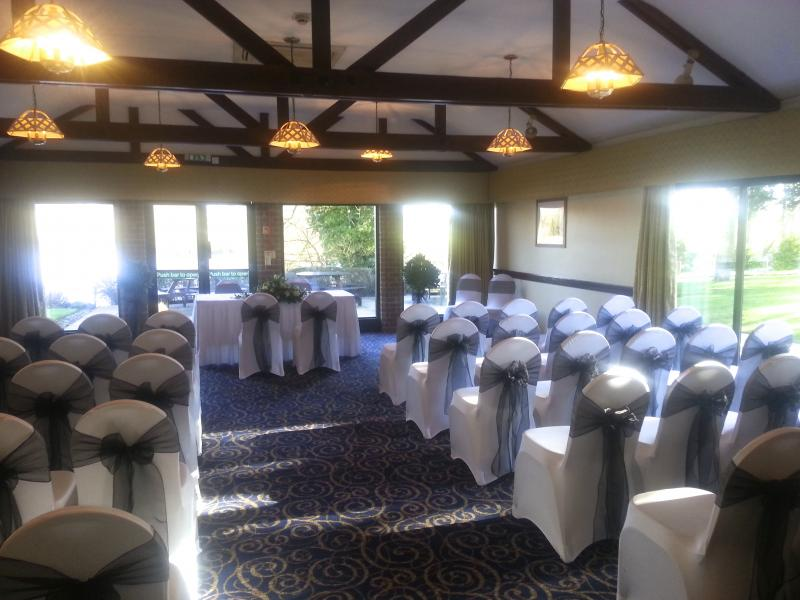 Dream Day Chair Covers Wedding Venue Chair Covers West Midlands