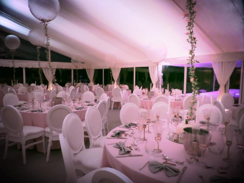 Glam Finish Wedding Venue Decorators Shrewsbury Shropshire Uk