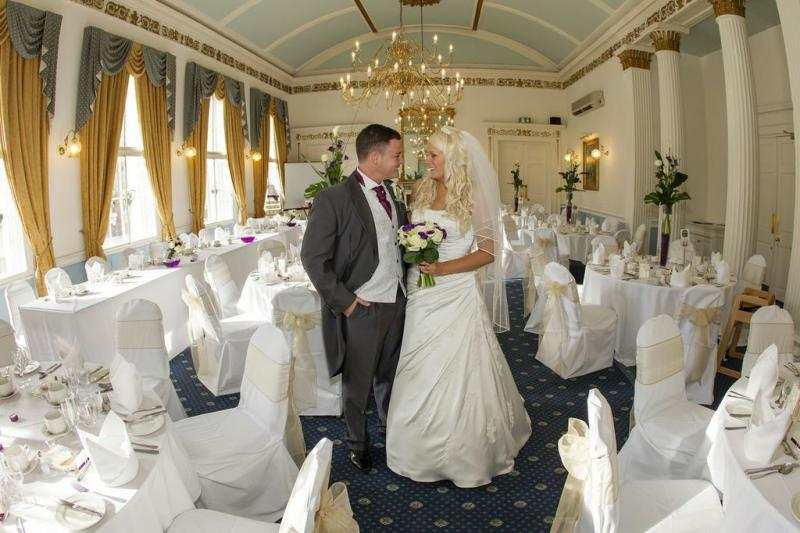 Weddings At The George Hotel Lichfield