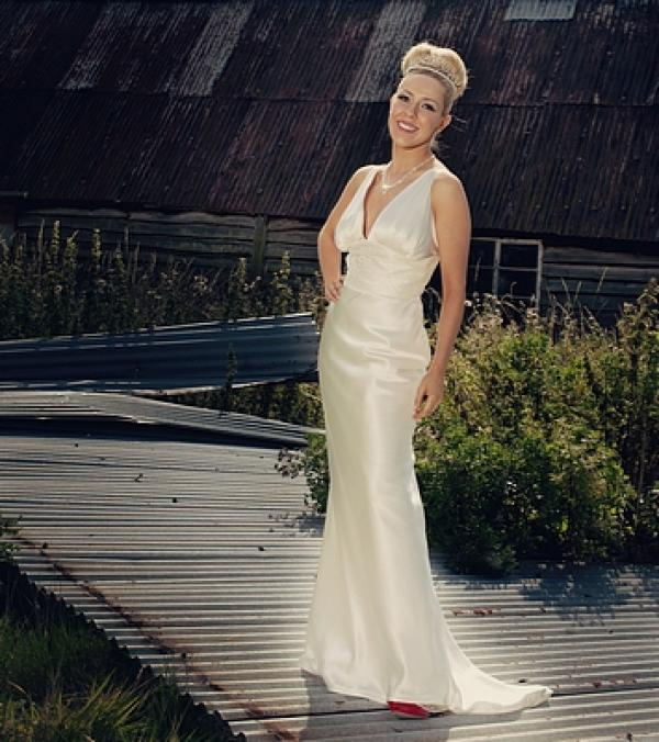 Jackie Doxey Wedding Image