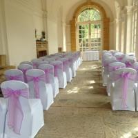 Hestercombe Gardens - Decor by Elegant Touch Events