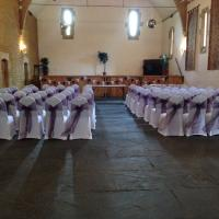 Haselbury Mill Crewkerne - Decor by Elegant Touch Events