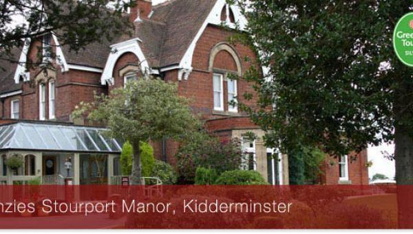 menzies stourport manor wedding fayre / fair