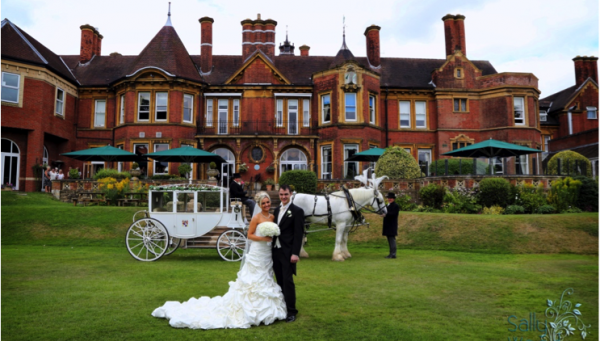 Moor Hall Hotel & Spa Wedding fayre sutton coldfield