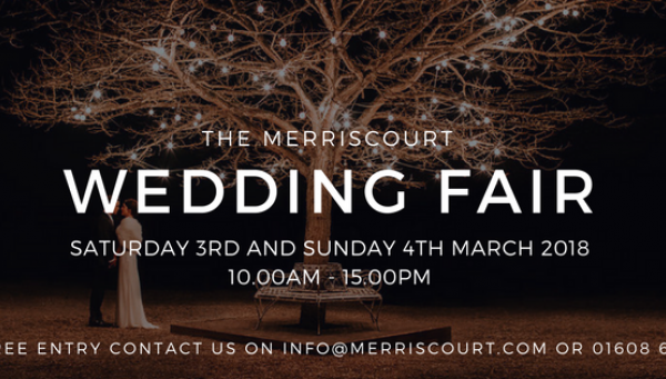 Merriscourt Wedding Fayre