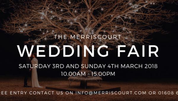 Merriscourt Wedding Fayre