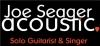 Joe Seager, Wedding Singer, Wedding Musician,
